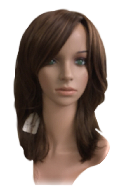 Charlestone synthetic wig