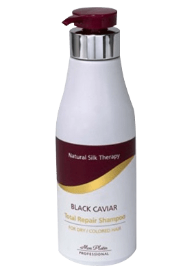 Mon platin Black Caviar total repair shampoo for dry /colored hair