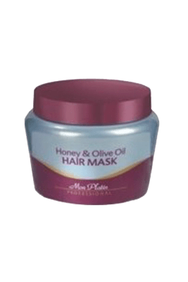 Mon platin Honey & olive oil hair mask