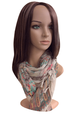 Hair wrap & ‏ scarf