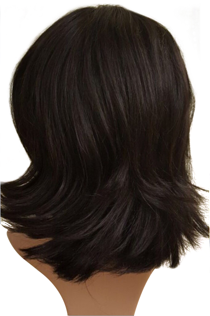 Georgie wig 80/20hh Ming style