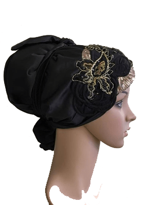 Beautiful hand made Hair cover